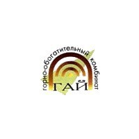Логотип компании «Гайский ГОК»