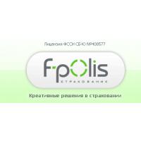 Логотип компании «Ф-Полис»