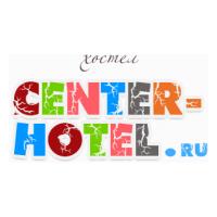 Логотип компании «CENTER-HOTEL»