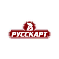 Логотип компании «РУССКАРТ»