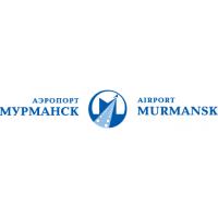 Логотип компании «Аэропорт Мурманск»