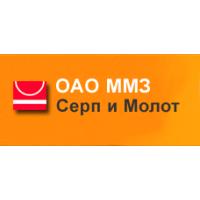 Логотип компании «Московский металлургический завод СЕРП И МОЛОТ»