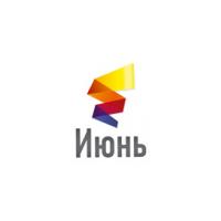 Логотип компании «Июнь»