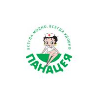 Логотип компании «Панацея - униформа, спецодежда для сферы обслуживания»