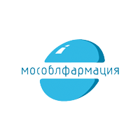 Логотип компании «Мособлфармация»