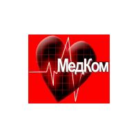 Логотип компании «МедКом»
