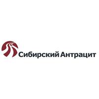 Логотип компании «Сибирский Антрацит»