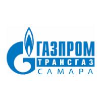 Логотип компании «Газпром трансгаз Самара»