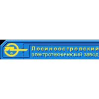 Логотип компании «Лосиноостровский электротехнический завод (ЛОЭТЗ)»