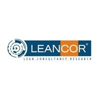 Логотип компании «LEANCOR»