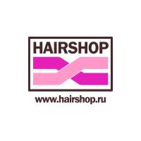 Логотип компании «Hairshop»