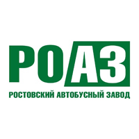Логотип компании «Ростовский автобусный завод (РоАЗ)»