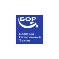 Логотип компании «Борский стекольный завод»