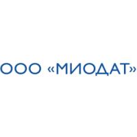 Логотип компании «МИОДАТ»