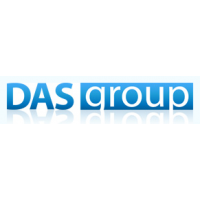 Логотип компании «DAS group»