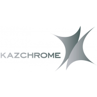 Логотип компании «Казхром»