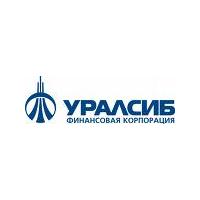 Логотип компании «УРАЛСИБ»