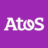 Логотип компании «ATOS»