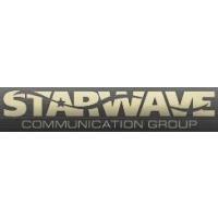 Логотип компании «StarWave»