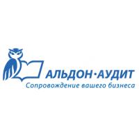 Логотип компании «АЛЬДОН-АУДИТ»