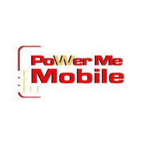 Логотип компании «PowerMeMobile»