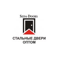 Логотип компании «Стальные двери оптом»