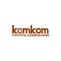 Логотип компании «КОМКОМ - системы безопасности»