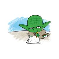 Логотип компании «SEO студия Yoda»