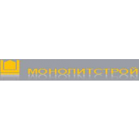 Логотип компании «Монолитстрой»