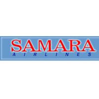 Логотип компании «Авиакомпания Самара»