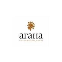 Логотип компании «УК АГАНА»