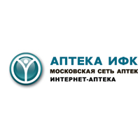 Логотип компании «Аптека ИФК»