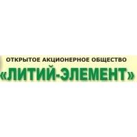 Логотип компании «Литий-элемент»