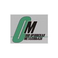 Логотип компании «Орловская металлобаза»