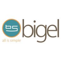 Логотип компании «Бигель и К»