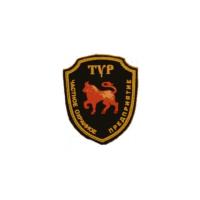 Логотип компании «ЧОП ТУР»