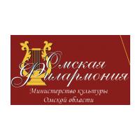 Логотип компании «Омская филармония»