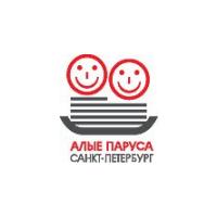 Логотип компании «Алые Паруса СПБ»