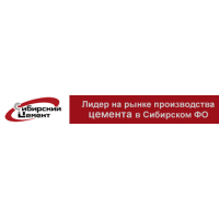 Логотип компании «Сибирский цемент»
