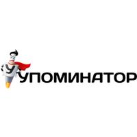 Логотип компании «Упоминатор»