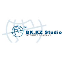 Логотип компании «BK.KZ Studio»