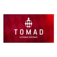 Логотип компании «Креативное агентство Tomad»
