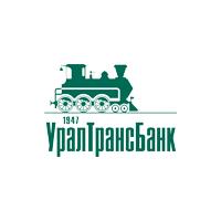 Логотип компании «УралТрансБанк»