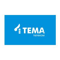 Логотип компании «Тема-Телеком»