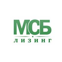 Логотип компании «МСБ-Лизинг»