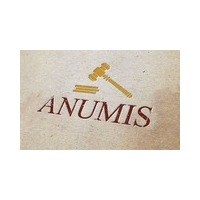 Логотип компании «Аукцион Нумизматики «ANUMIS»»