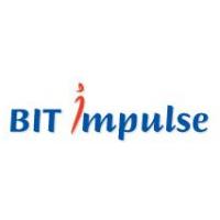 Логотип компании «BIT Impulse»