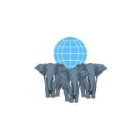 Логотип компании «Опора - Групп»