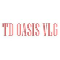 Логотип компании «Доставка цветов OASIS VLG»