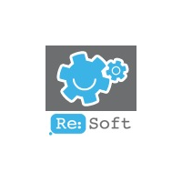 Логотип компании «Re:Soft»